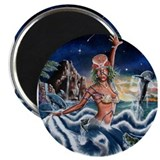 "NEW !!!! THE ORISHA SERIES Y 2.25"" Magnet (10 pack"