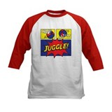 Throw! Catch! Juggle! Tee