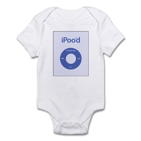 I'Pood Blue - Infant Bodysuit