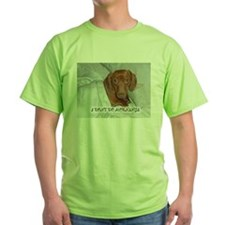 Mornings Dog T-Shirt