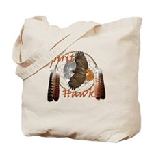 Spirit Hawk Tote Bag