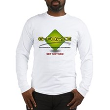 Cute G force Long Sleeve T-Shirt