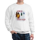 Cherokee Trail of Tears Sweatshirt