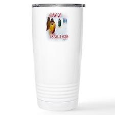 Cherokee Trail of Tears Ceramic Travel Mug
