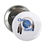 "One Earth 2.25"" Button (10 pack)"