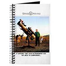 Compensating Astronomer Journal