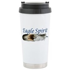 Eagle Spirit Ceramic Travel Mug