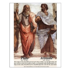 Plato & Aristotle: Raphael School of Athens