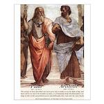 Plato & Aristotle: Raphael School of Athens