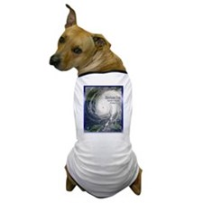 Hurricane Ivan Dog T-Shirt
