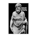Socrates: Ancient Greek Philosopher: Idle Wisdom