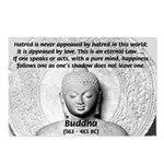 Buddhism Philosophy of Love Postcards (Package of