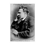 Friedrich Nietzsche: Do Not Be Deceived Posters