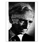 Philosopher Bertrand Russell: Certainty & Doubt