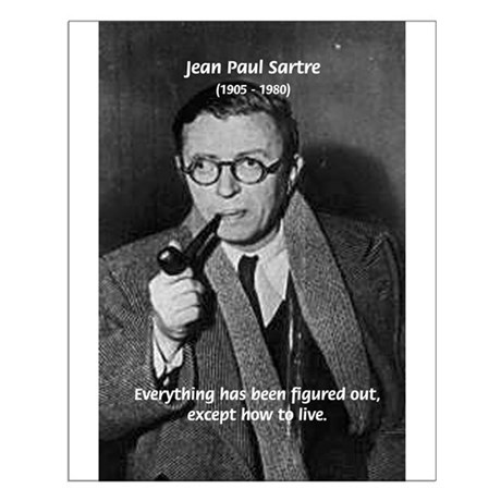 jean paul sartre existentialism essays Existentialism is better seen thesis and essays home existentialism of jean paul sartre january 16, 2016 by betaessays 1.