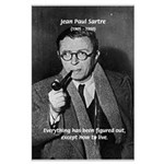 Existentialist Jean Paul Sartre: How to Live