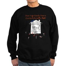 Funny Family planning Sweatshirt