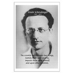 Erwin Schrodinger: Truth Sincerity Scientists