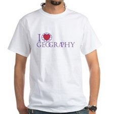 I Love Geography Shirt