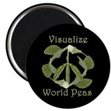VISUALIZE WORLD PEAS Magnet