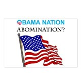 Anti Obama Postcards (Package of 8)