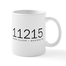 11215 Park Slope Zip code Mug