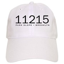 11215 Park Slope Zip code Baseball Cap