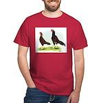 Dark Aseels Black T-Shirt