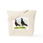 Dark Aseels Tote Bag