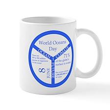 World Oceans Day's Mug