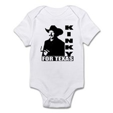 Kinky for Texas Infant Bodysuit