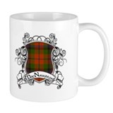 MacNaughton Tartan Shield Mug