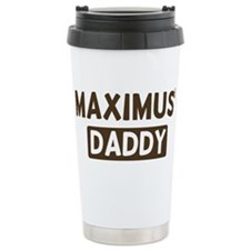 Maximuss Daddy Ceramic Travel Mug