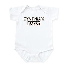 Cynthias Daddy Infant Bodysuit