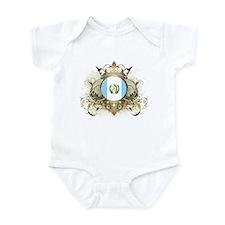 Stylish Guatemala Infant Bodysuit