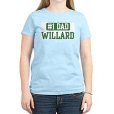 Number 1 Dad - Willard T-Shirt