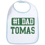 Number 1 Dad - Tomas Bib
