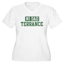 Number 1 Dad - Terrance T-Shirt
