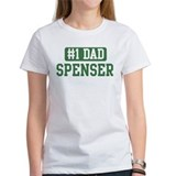 Number 1 Dad - Spenser Tee