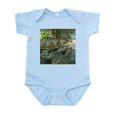 Bathers Infant Bodysuit