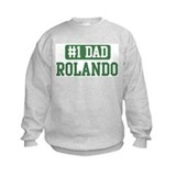 Number 1 Dad - Rolando Sweatshirt