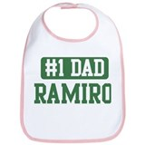 Number 1 Dad - Ramiro Bib