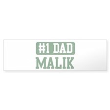 Number 1 Dad - Malik Bumper Sticker (50 pk)