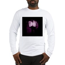 Purple Porch Light Long Sleeve T-Shirt