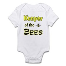 Keeper of the Bees Infant Bodysuit