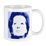 Margaret Thatcher - True Blue Small Mug