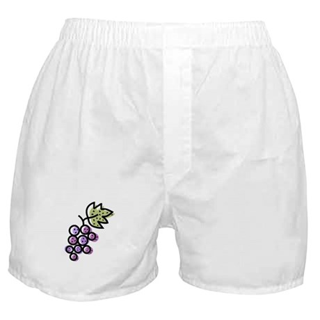 Grapes Boxer Shorts