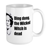 Thatcher - Ding dong the Wick  Tasse