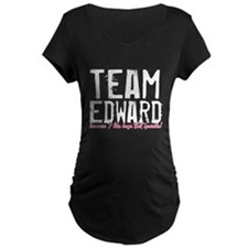 Team Edward - because i like T-Shirt