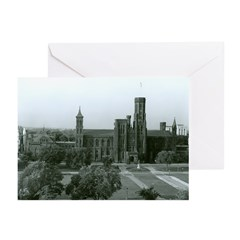 Castle North 1968 Greeting Cards (Pk of 10)